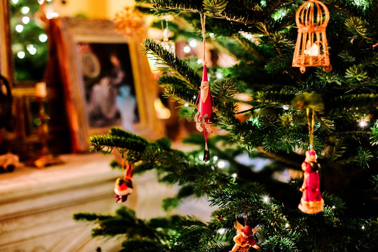 Les meilleures idées de décorations pour dessert de Noël.